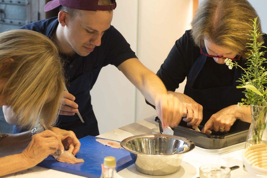 Cook Your Life workshop