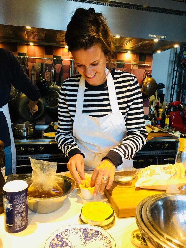 Intensieve kookcursus Amsterdam